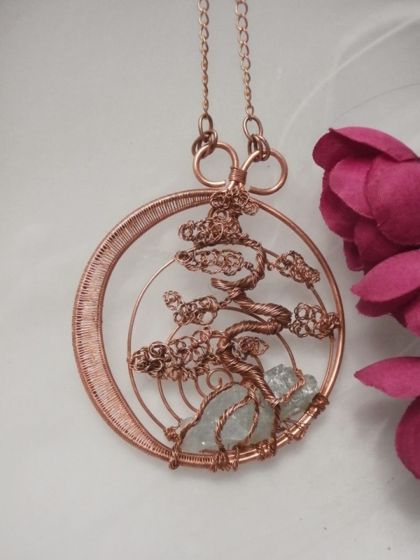 PB110649 Make Special Gifts For Your Friends with Wire Jewelry