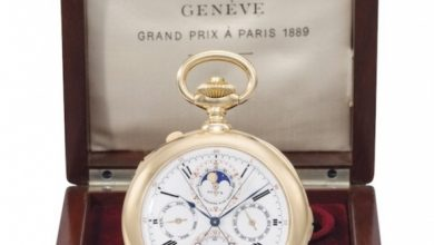 Photo of Top 10 Most Expensive Watches for Men in the World