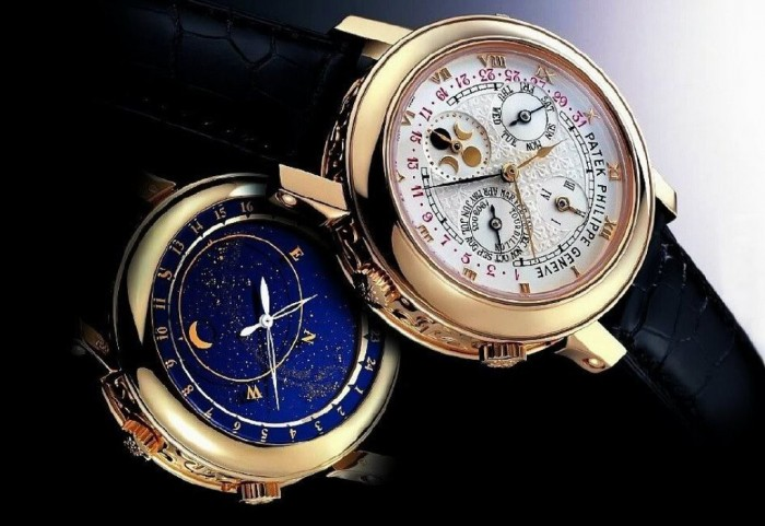 Patek-Philippe-Sky-Moon-Tourbillon1 Top 10 Most Expensive Watches for Men in the World
