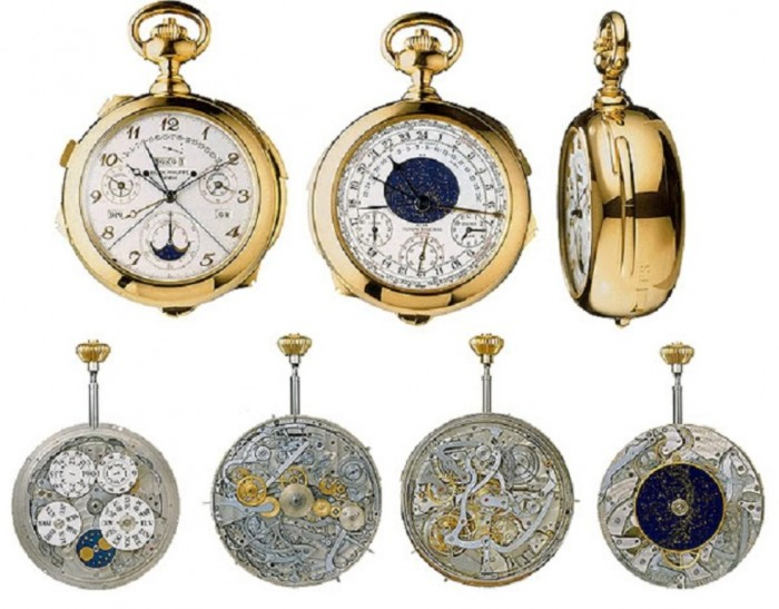 calibre-89-the-most-complicated-watch-in-the-world Top 10 Most Expensive Watches for Men in the World