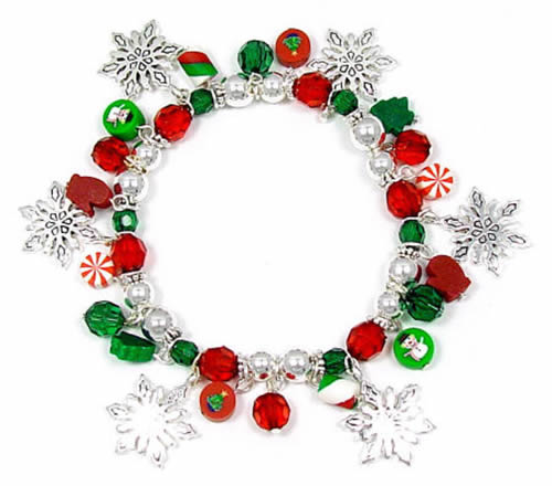 christmas-gifts-beaded-jewelry-designs-by-dana-bates 15+ Unique And Elegant Designs Of Christmas Jewels
