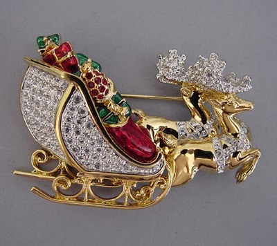 christmas-jewellery-ideas-for-women-12 15+ Unique And Elegant Designs Of Christmas Jewels