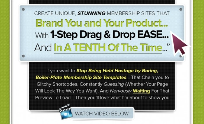 content-1 InstaTheme for Easily Designing the Membership Site of Your Dreams