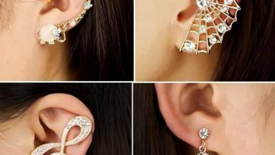 Photo of 35+ Most Fashionable Women and Girls Earrings Designs