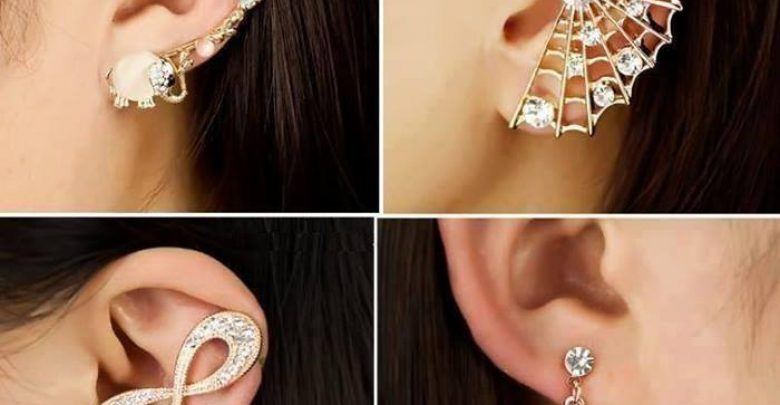 Photo of 35+ Most Fashionable Women and Girls Earrings Designs 2019