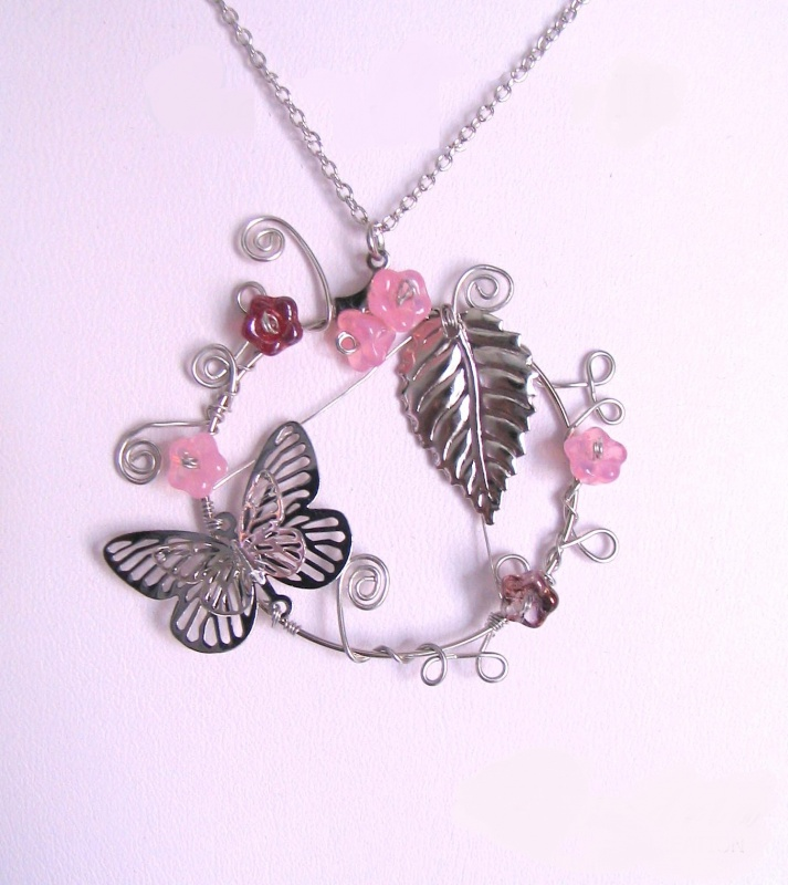 ed-8104-sg2 Make Special Gifts For Your Friends with Wire Jewelry