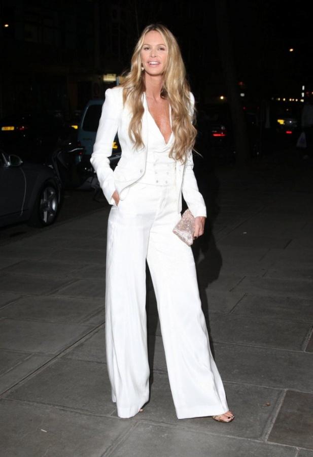elle_macpherson_white_suit_p Top 10 Fabulous & Stunning Fashion Trends for 2019