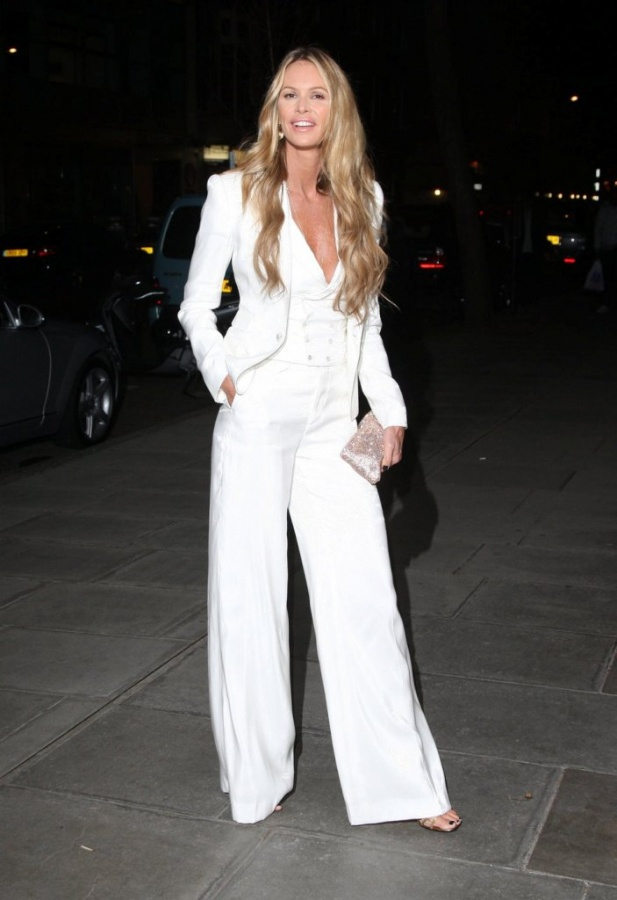 elle_macpherson_white_suit_p Top 10 Fabulous & Stunning Fashion Trends for 2019