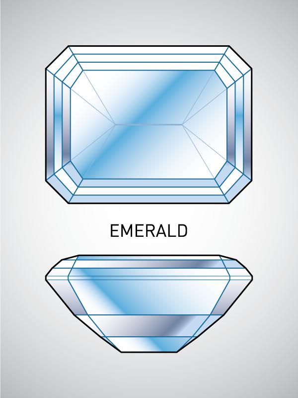 emerald_cut 4 Cs To Value Your Diamonds And Gemstones