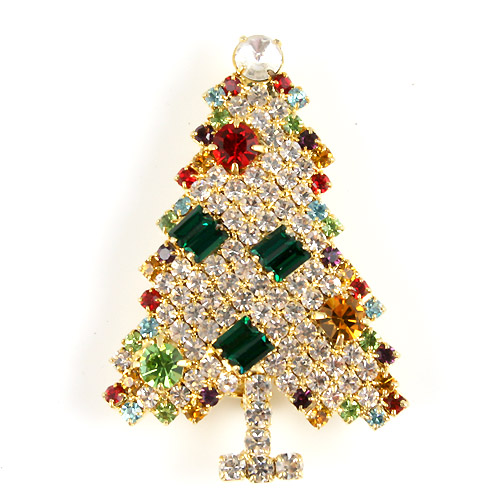 festive-christmas-tree-crystal-rhinstone-brooch-3-497-p 15+ Unique And Elegant Designs Of Christmas Jewels