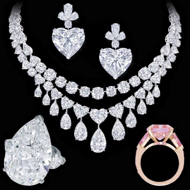 graff-jeweled-hairstyle-ad-2013_p5 2020 Trends: Top 10 Luxury Jewelry Brands in the World