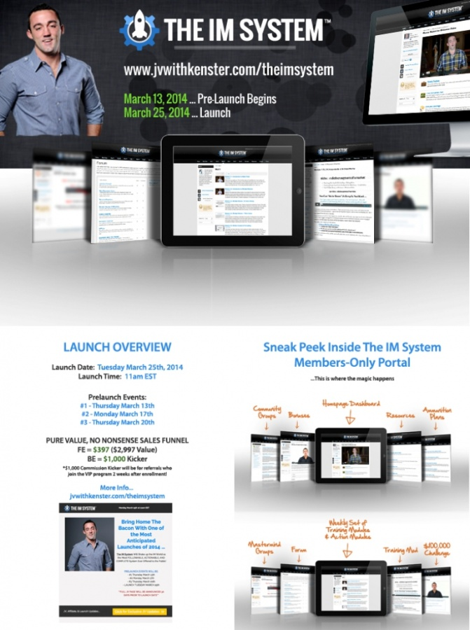 jvp1 Exclusive: Learn How to Generate a Six Figure Online Business with The IM System