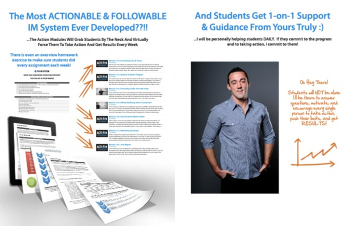 jvp3 Exclusive: Learn How to Generate a Six Figure Online Business with The IM System