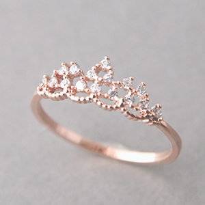 princess_tiara_ring_rose_gold_engagement_tiara_ring_costume_jewelry_339a3f4d 30 Elegant Design Of Engagement Rings In Rose Gold