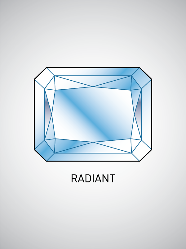radiant_cut 4 Cs To Value Your Diamonds And Gemstones