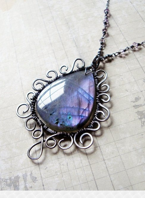 stylowi_pl_hobby_handmade-wire-jewelry-ideas_7934706 Make Special Gifts For Your Friends with Wire Jewelry