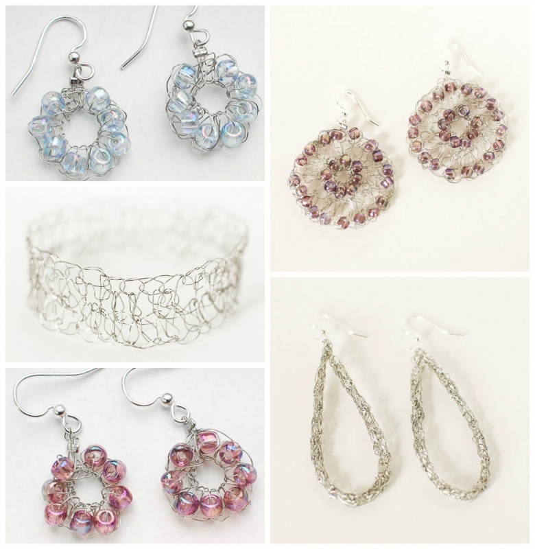 wire-jewelry Make Special Gifts For Your Friends with Wire Jewelry