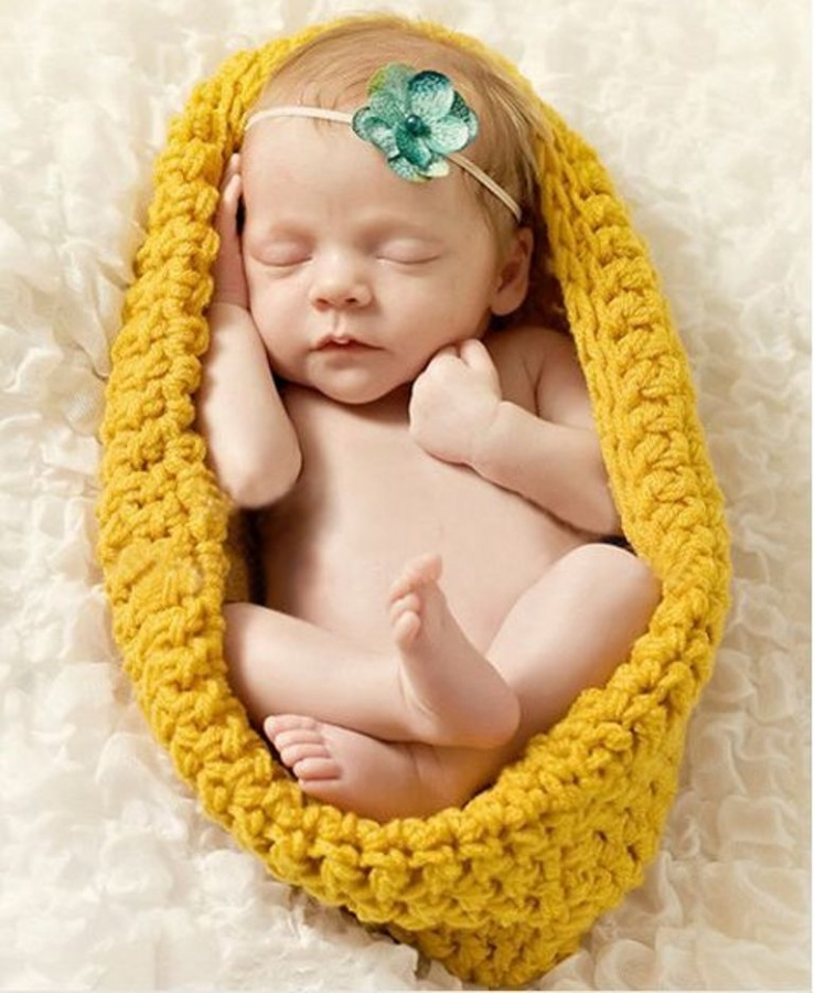 1-119 25 Breathtaking & Stunning Collection of Crochet Clothes for Newborn Babies