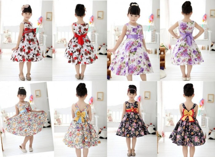 1-132 Kids Dresses for Summer 2017 ... [UPDATED]
