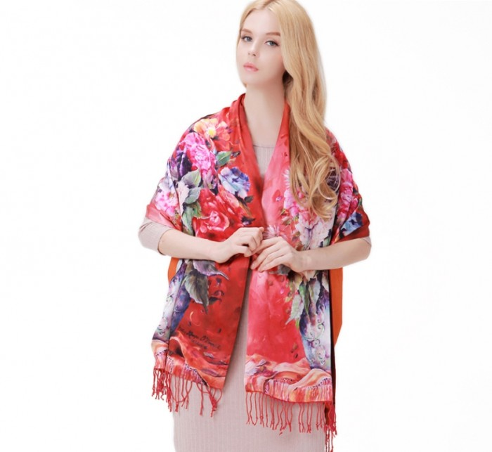 1-147 Top 10 Fashion summer scarves trends for 2019