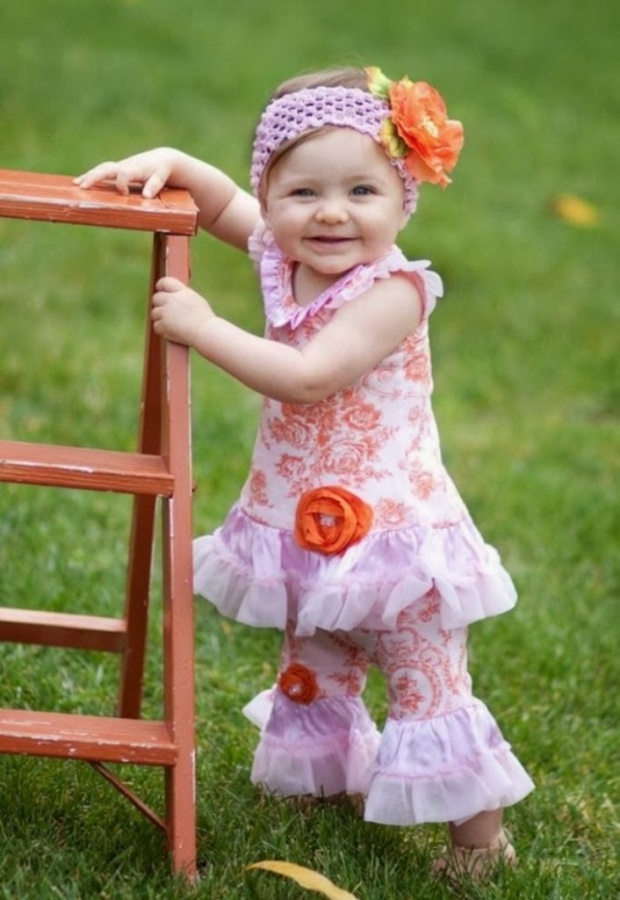 1-163 2019 Trends: Latest & Newest Baby Clothes for Next Summer