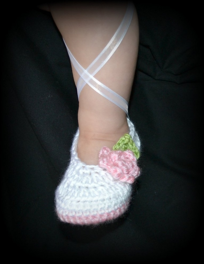 1-164 20 Awesome & Fabulous Collection of Crochet Slippers for Newborn Babies
