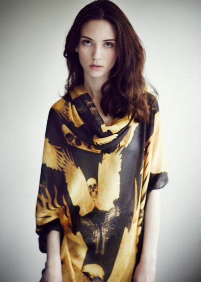 1-177 Top 10 Fashion summer scarves trends for 2019
