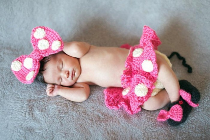 1-185 25 Breathtaking & Stunning Collection of Crochet Clothes for Newborn Babies