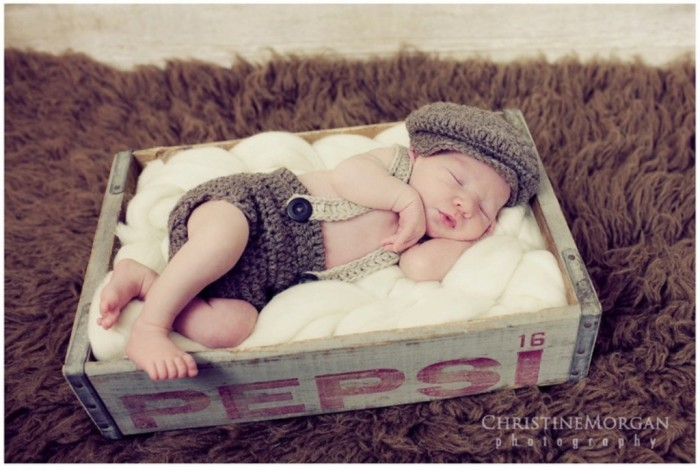 1-203 25 Breathtaking & Stunning Collection of Crochet Clothes for Newborn Babies