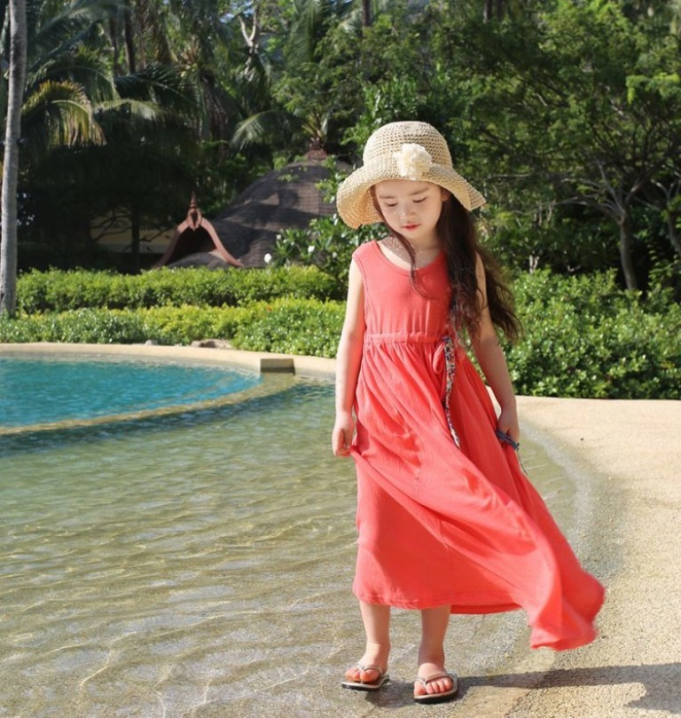 1-63 Kids Dresses for Summer 2017 ... [UPDATED]