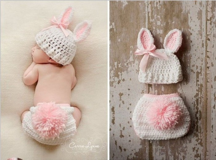 1-64 25 Breathtaking & Stunning Collection of Crochet Clothes for Newborn Babies