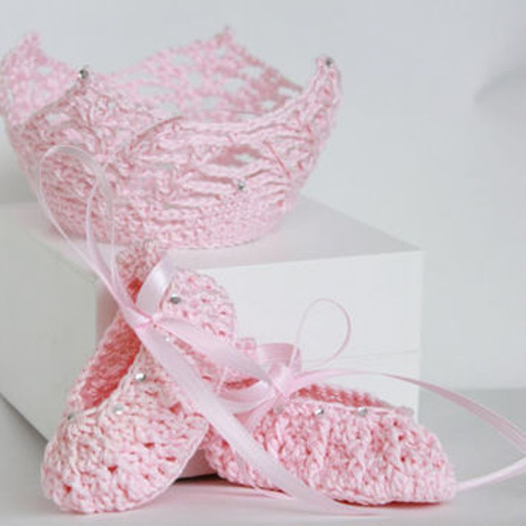 1-65 20 Awesome & Fabulous Collection of Crochet Slippers for Newborn Babies
