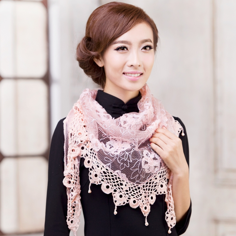 1-87 Top 10 Fashion summer scarves trends for 2019