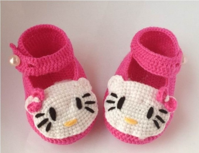 1-94 20 Awesome & Fabulous Collection of Crochet Slippers for Newborn Babies