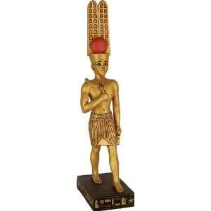 114074564_amazoncom-amun-ra-god-of-kings-king-of-gods-egyptian- 39 Most Famous Pharaohs Gold Statues
