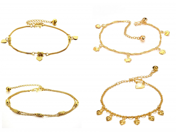12 Top 89 Anklets Jewelry Pieces Around The World in 2017
