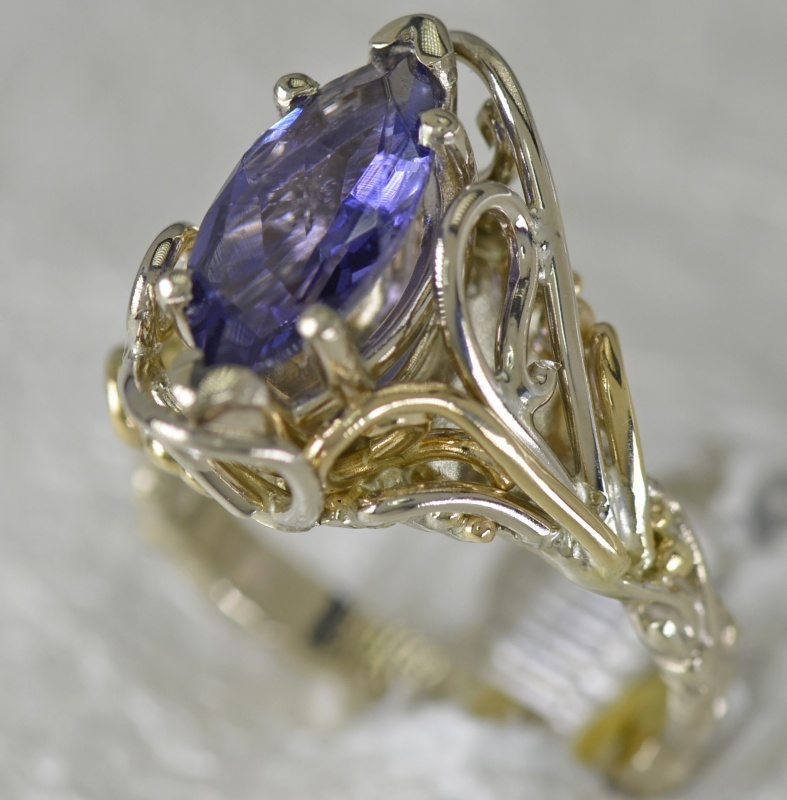 14k-Iolite-Ring-659 Iolite stone [11 Hidden Secrets and Facts...]
