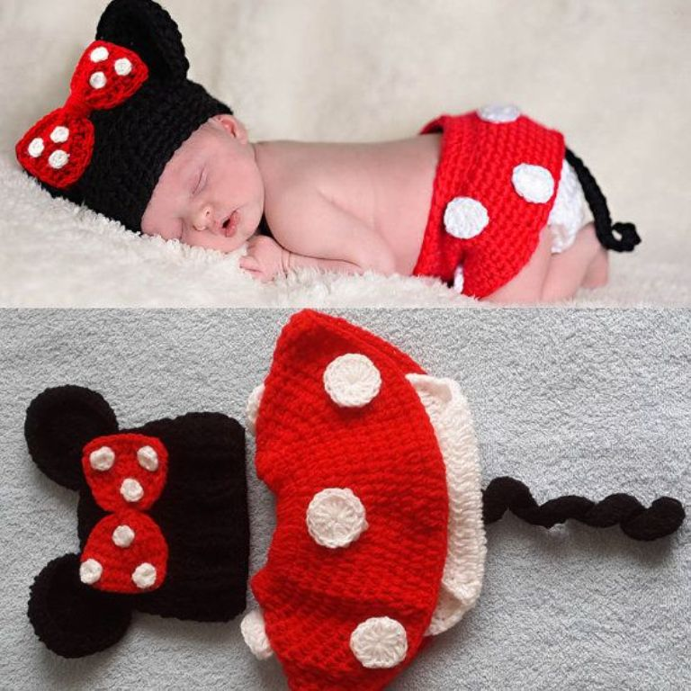 a89ddae7494d6 16 25 Breathtaking & Stunning Collection of Crochet Clothes for Newborn  Babies