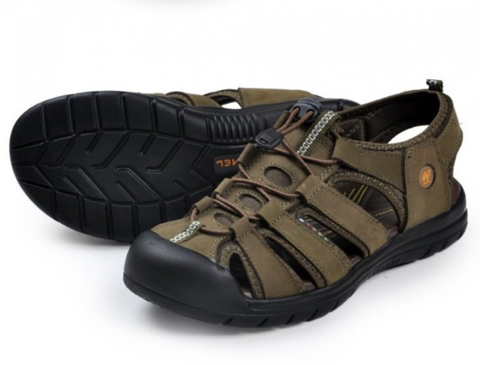2014-New-style-Matte-leather-men-s-summer-beach-brand-Camel-sandals-male-fashion-breathable-genuine 20+ Exclusive Men's Shoes Fashion Trends Coming Back in 2020