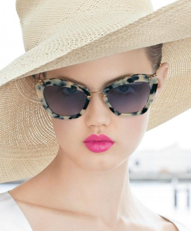 2014-Sunglasses-Trends-For-Women-1 20+ Hottest Women's Sunglasses Trending For 2021