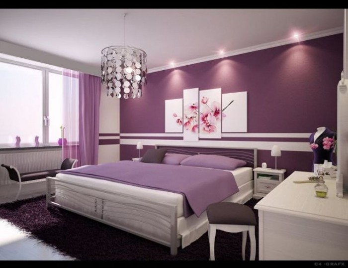 2014-interior-design-trends_Radiant-Orchid-is-the-PANTONE-COLOR-OF-THE-YEAR-2014_81 37+ Newest Home Interior Color Trends for 2019
