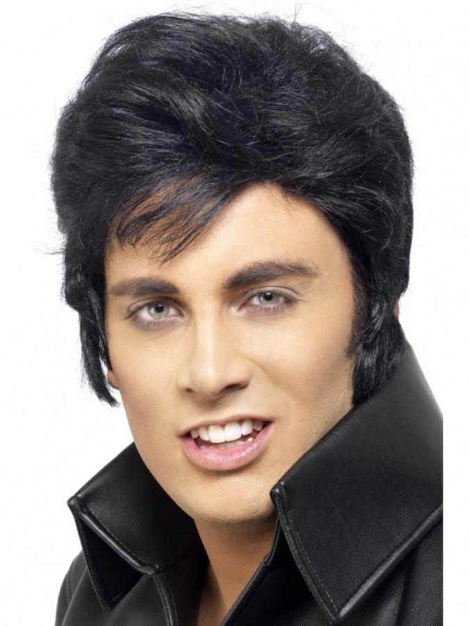 42116_Elvis_Wig1 Top 15 Most Common Trends & Fads in 1950's