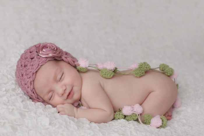 454780e169826f8bf4bf7394219821f7 20 Marvelous & Catchy Crochet Hats for Newborn babies