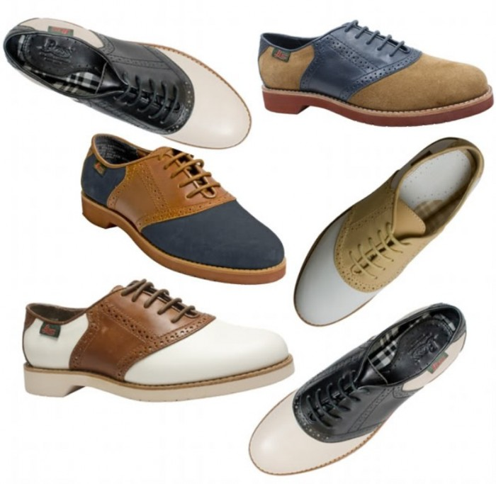 645x680-bass-saddle-shoe-oxfords-2011-1 Top 15 Most Common Trends & Fads in 1950's