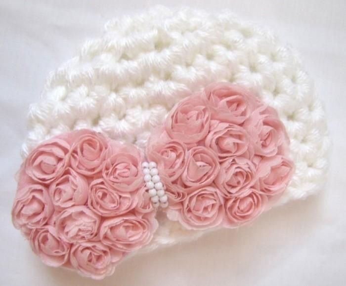 7fc92af6a4acc2ff810a4f980ba60687 20 Marvelous & Catchy Crochet Hats for Newborn babies