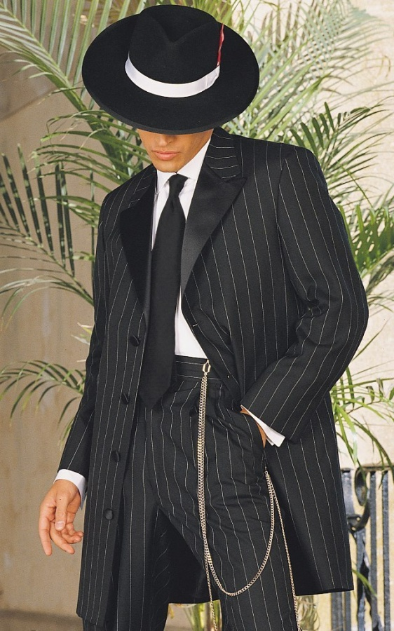 After-Six-Zoot-Tux-No-Vest-zoom The 20 Most Common Fashion Trends & Fads in 1920's