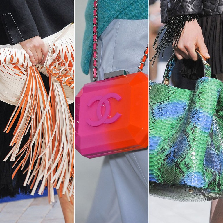 Best-Bags-Paris-Fashion-Week-Spring-2014 20+ Latest Bag Trends Expected to Come Back in 2019
