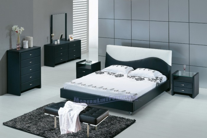 Black-And-White-Bedroom-Ideas-Designs1 37+ Latest Home Interior Color Trends