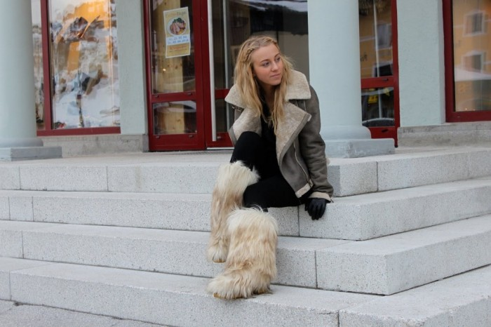 Boots-With-Fur-women Top 10 Hottest Women's Boot Trends