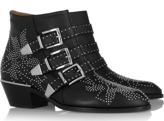 Chloe_studded_boots_shoes_susanna_online_1 Top 10 Hottest Women's Boot Trends for 2019